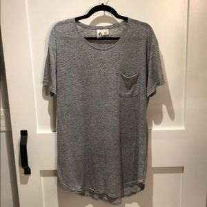Urban Outfitters Scoop Neck Tee Shirt
